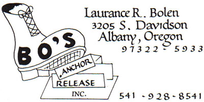 Bo's Anchor Release, Inc.